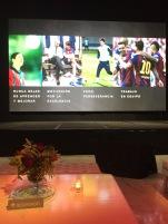 Messi, el gran protagonista de la campaña.