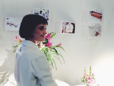 La amorosa de Flor Torrente.